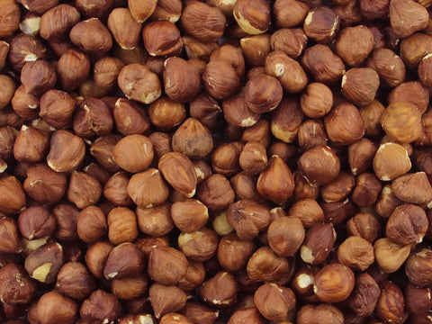 Gorilla Food Co. Hazelnuts Whole Raw Unblanched 25kg Bulk Wholesale