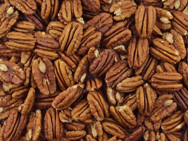 Gorilla Food Co. Pecan Halves Raw 13.61kg Bulk Wholesale