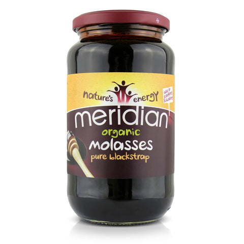 Meridian Organic Molasses Pure Blackstrap - 740g