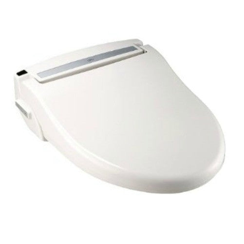 CLEAN SENSE BIDET ELONGATED 1500R-EW Electronic Toilet Seat w/Remote Control,  Air Dry, On Demand Continuous Warm Water