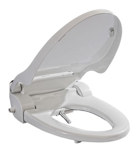 GALAXY 5000 BIDET ELONGATED Electronic Toilet Seat Remote Control,  Endless Warm Water, LED Nite Light