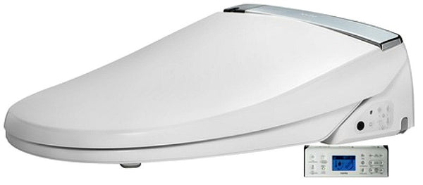KOHLER NOVITA BH93-RW BIDET ROUND Electronic Toilet Seat, Instant Water Heating - Remote Control  - Night light