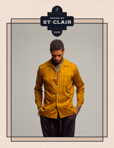 SS19 Linesheet - House of St. Clair