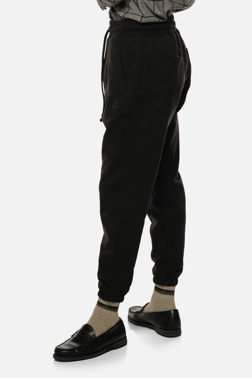 MORTON AVE PANT IN BLACK - Fortune Goods