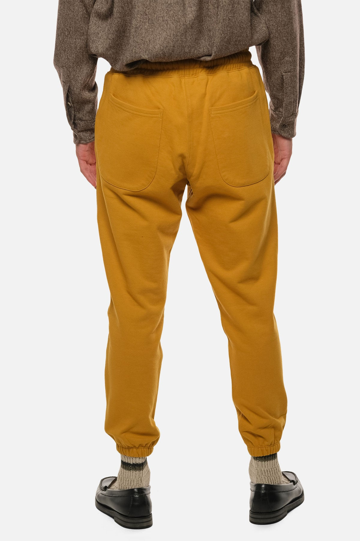 MORTON AVE PANT IN GOLD - Fortune Goods