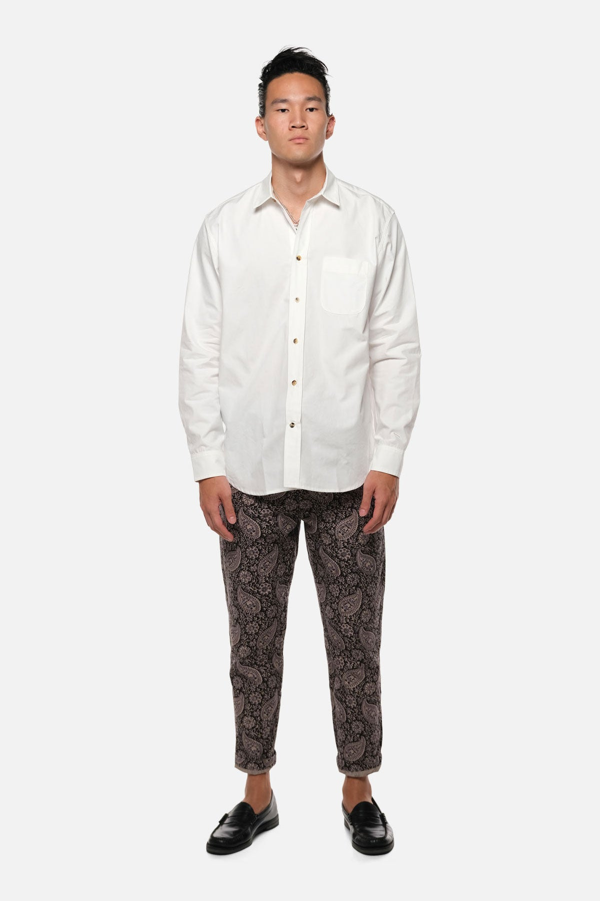 1905 SHIRT IN WHITE - Fortune Goods
