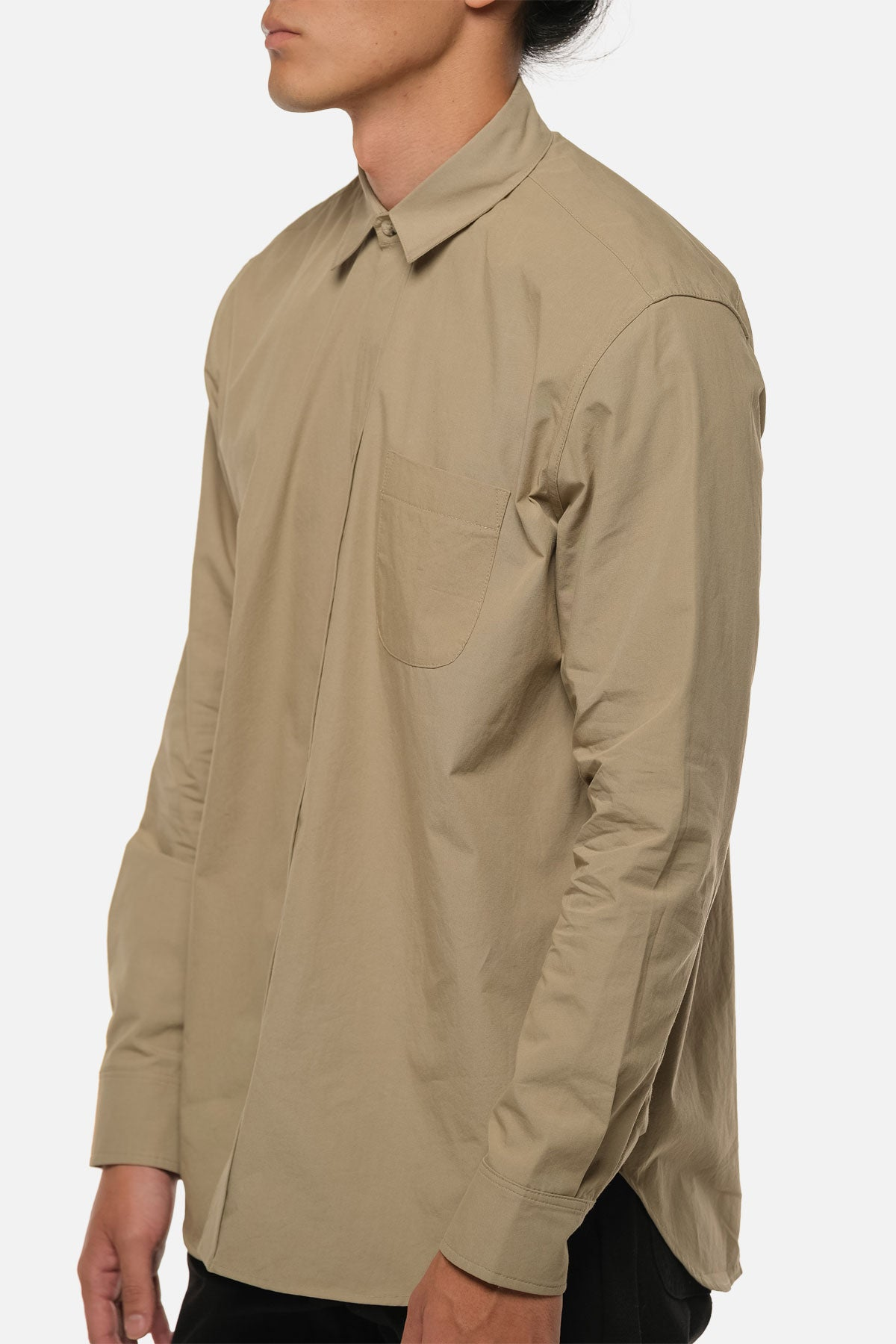 1905 SHIRT IN TAUPE - Fortune Goods