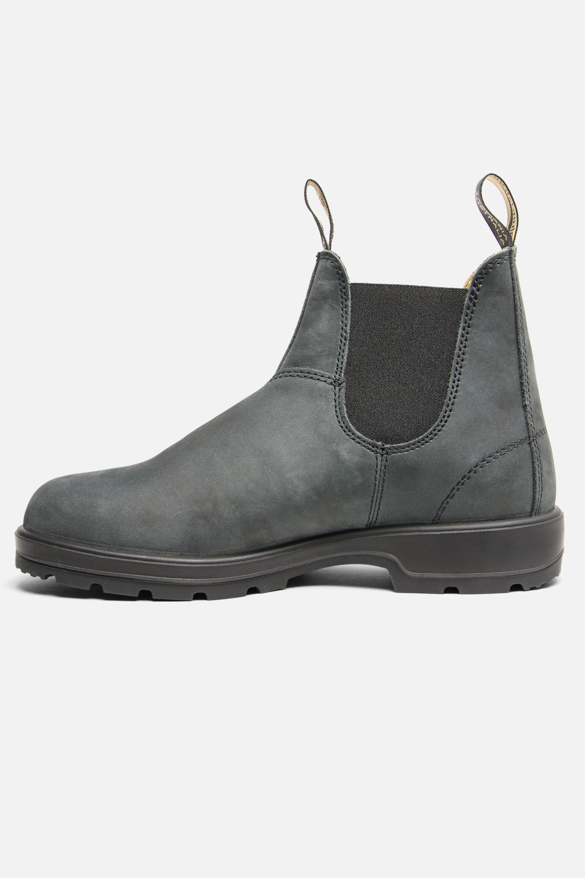 BLUNDSTONE SUPER 550 IN RUSTIC BLACK - Fortune Goods