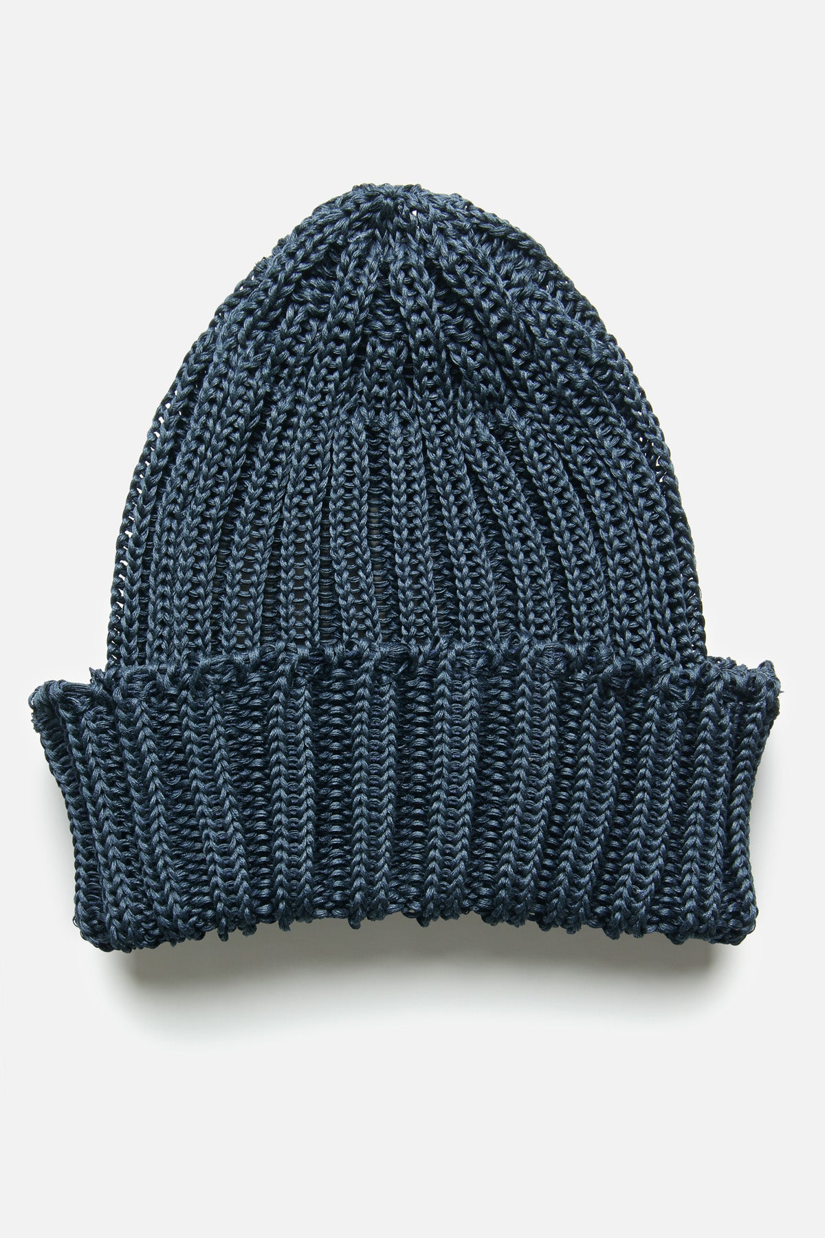 CABLEAMI WATCH CAP IN NAVY - Fortune Goods
