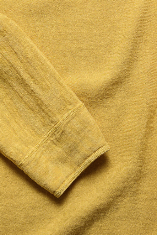 PULLOVER IN TURMERIC - Fortune Goods