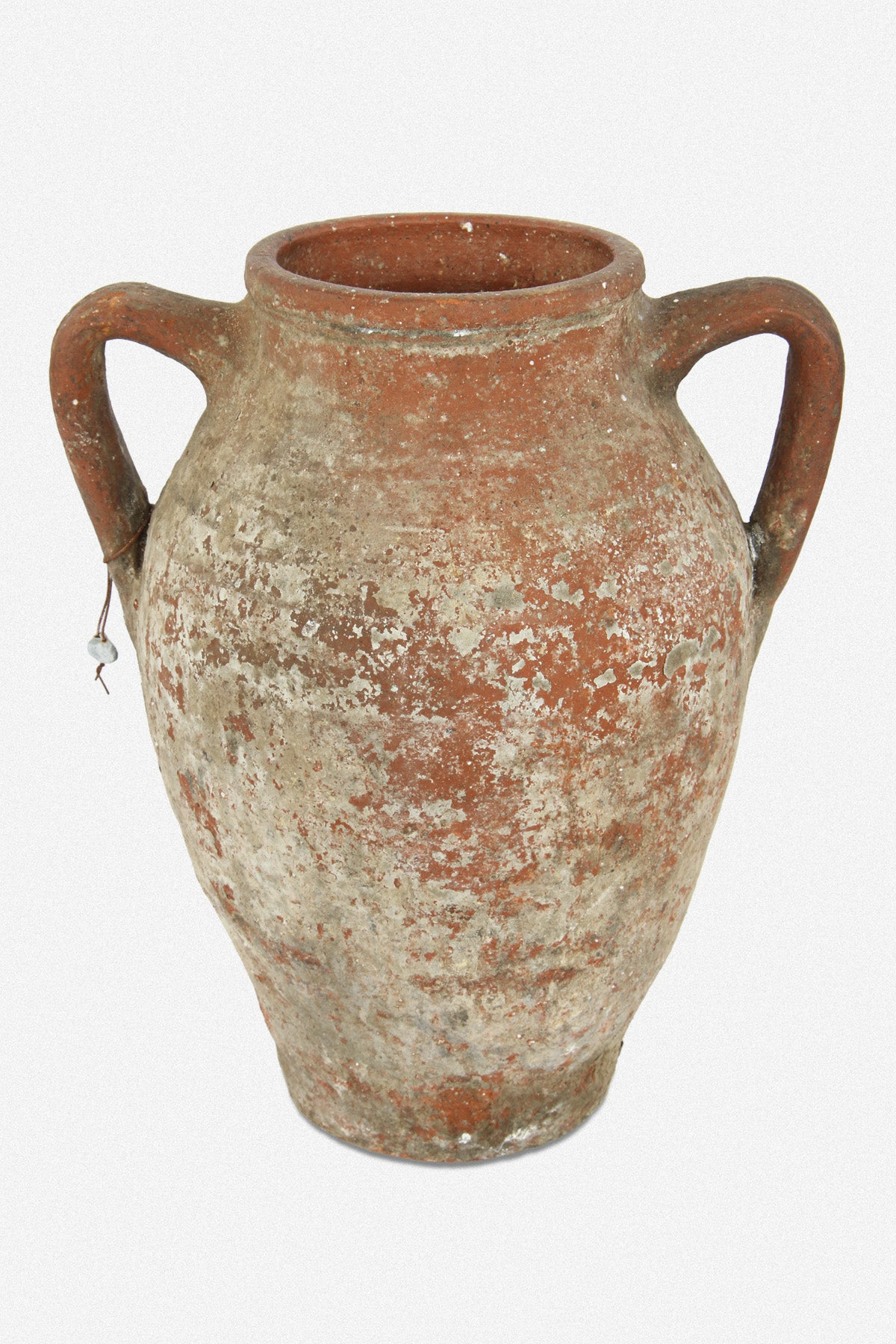 ANTIQUE TURKISH OLIVE POT - Fortune Goods