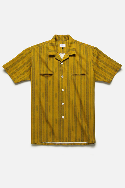 SOUKS SHIRT IN TURMERIC - Fortune Goods