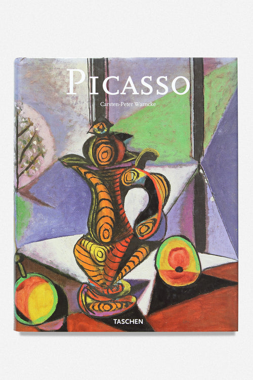 LIBRARY - PABLO PICASSO: 1881-1973 - Fortune Goods