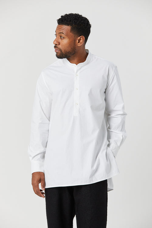 MARTIUS TUNIC IN WHITE - Fortune Goods