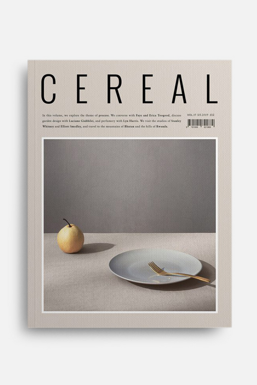 LIBRARY - CEREAL MAGAZINE vol. 17 - Fortune Goods