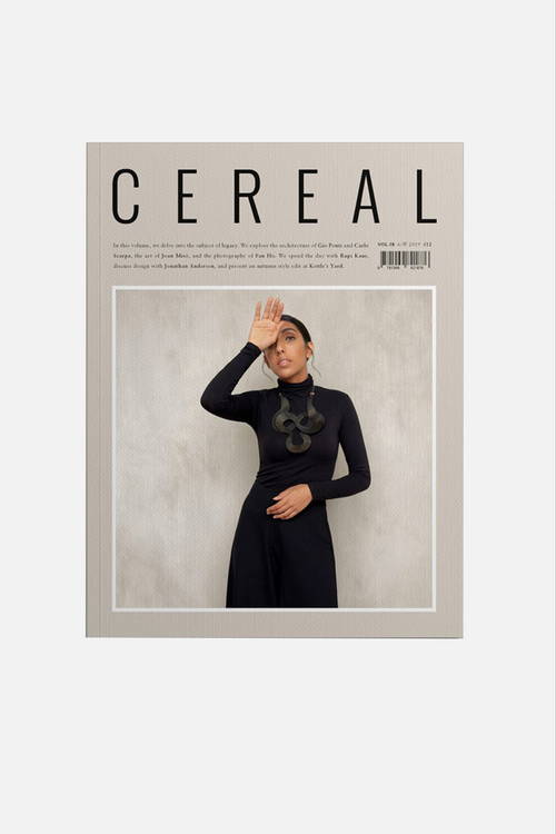 LIBRARY - CEREAL MAGAZINE - VOL. 18 - Fortune Goods