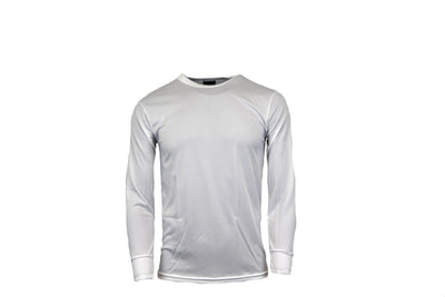 Poly-Lite 1 x1 Rib Men's Crew