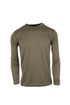 Silk Weight Men's Thermal Crew