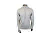 Mens Grid Zip Top