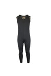 Sleeveless Fleece Stretch Suit