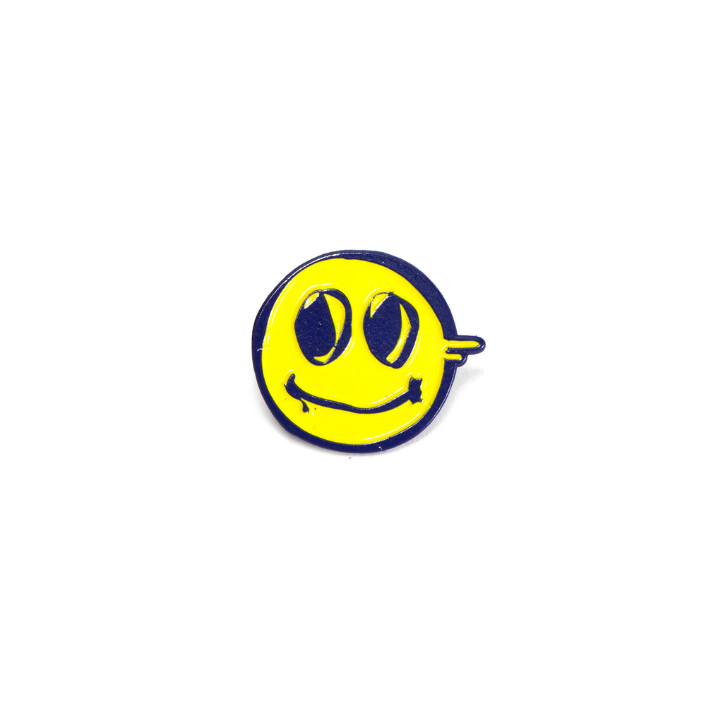 JMBLYA Smiley Pin