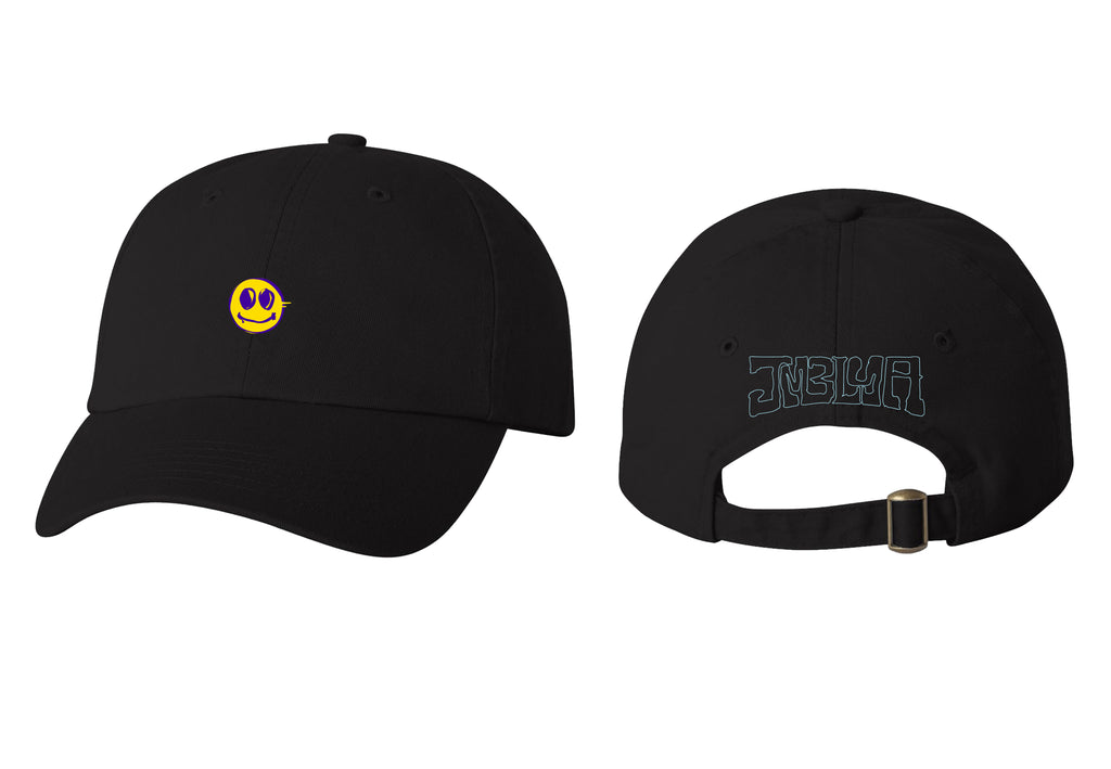 JMBLYA Dad Hat (Smiley Face)