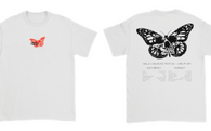 Butterfly Lineup Tee