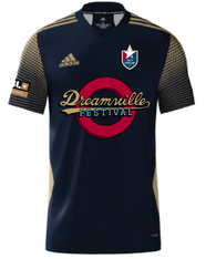 Ltd. Edition 2020 Dreamville x NCFC Official Soccer Jersey in Navy Blue