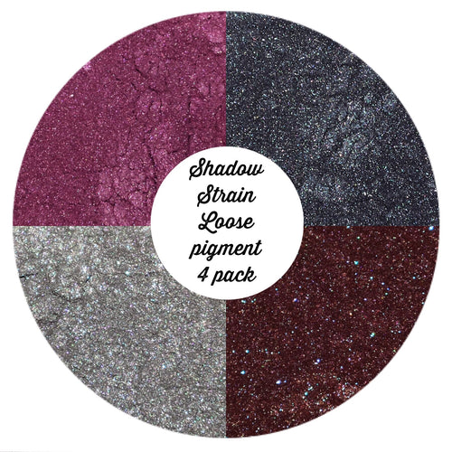 Shadow Strain loose pigment 4-pack