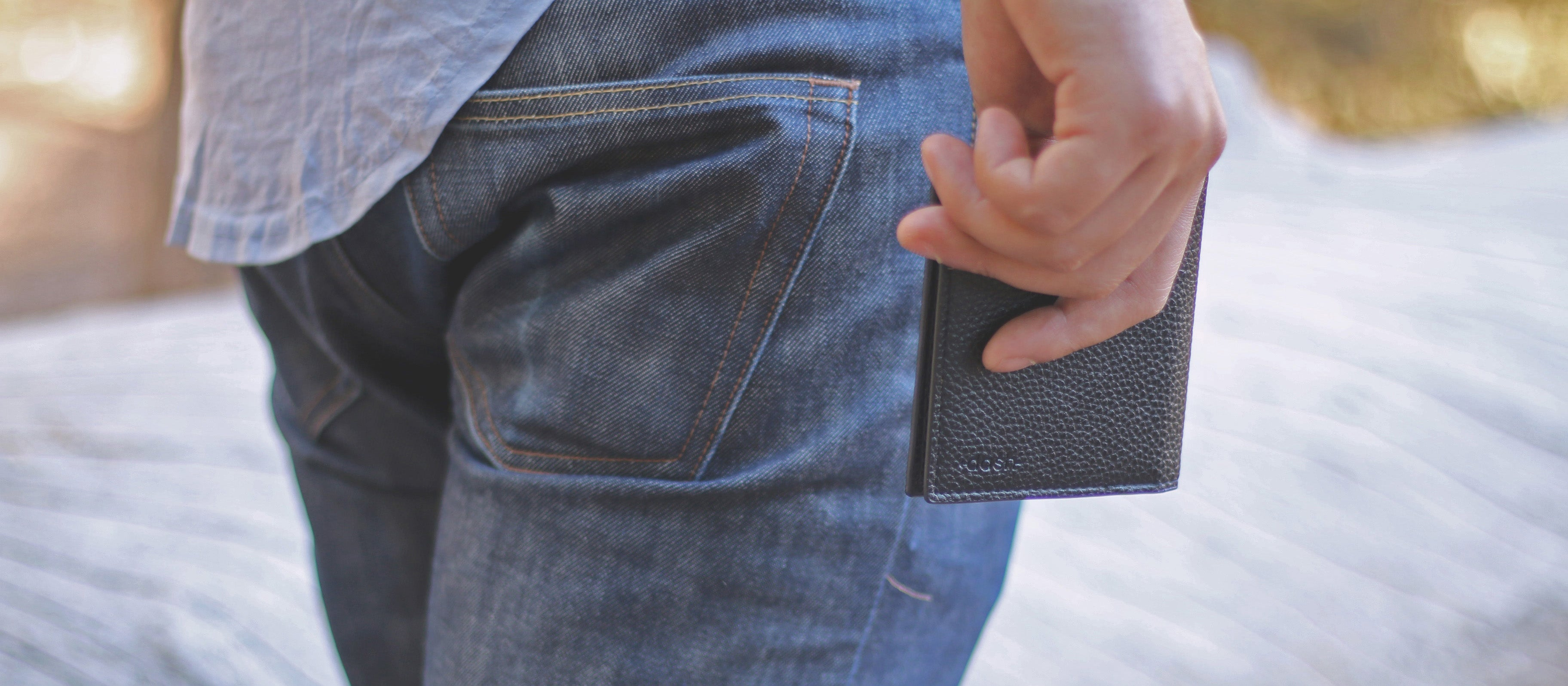 access Slim front pocket wallets for sale