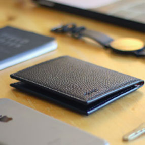 access slim wallets for Men