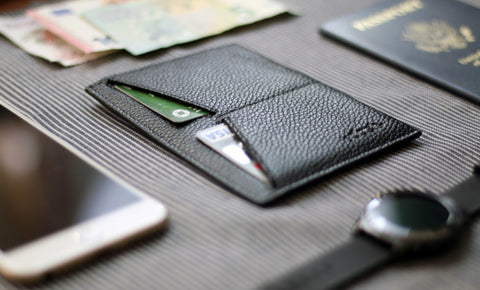 Travel Passport Wallets and Other Men's Fashion Accessories