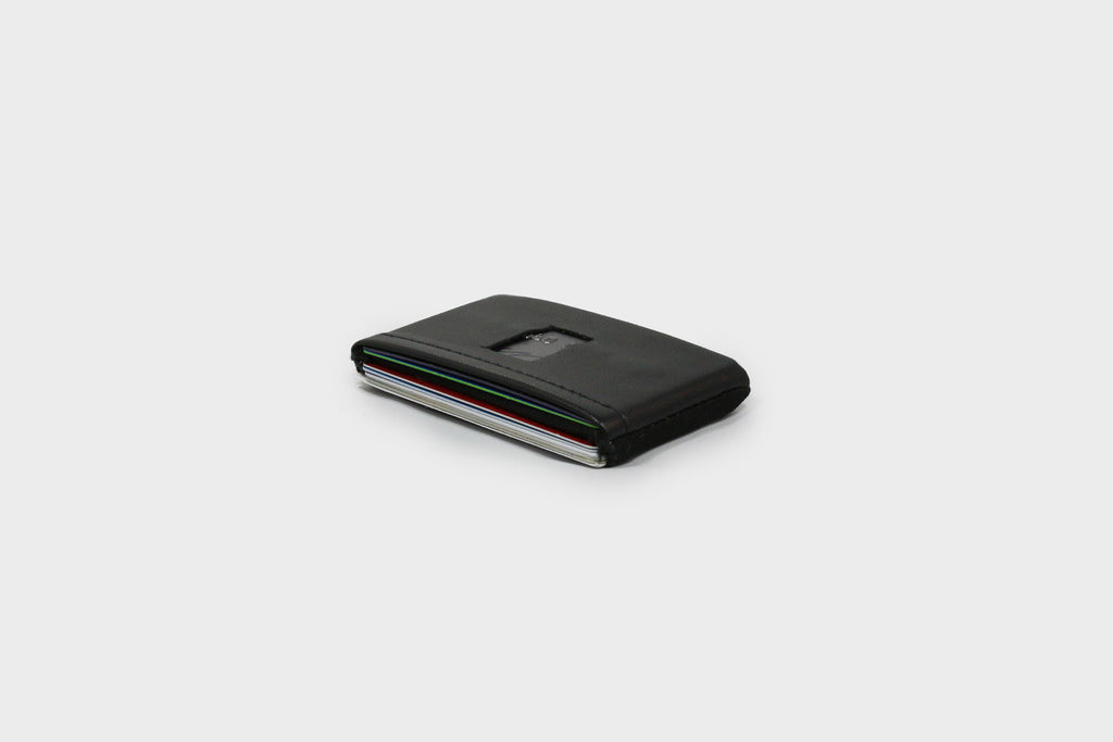 Dash Slim Elastic Wallet 2.0 - Black