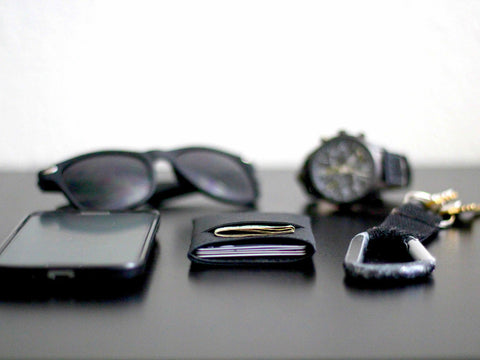 Men's wallets and other lifestyle accessories for sale