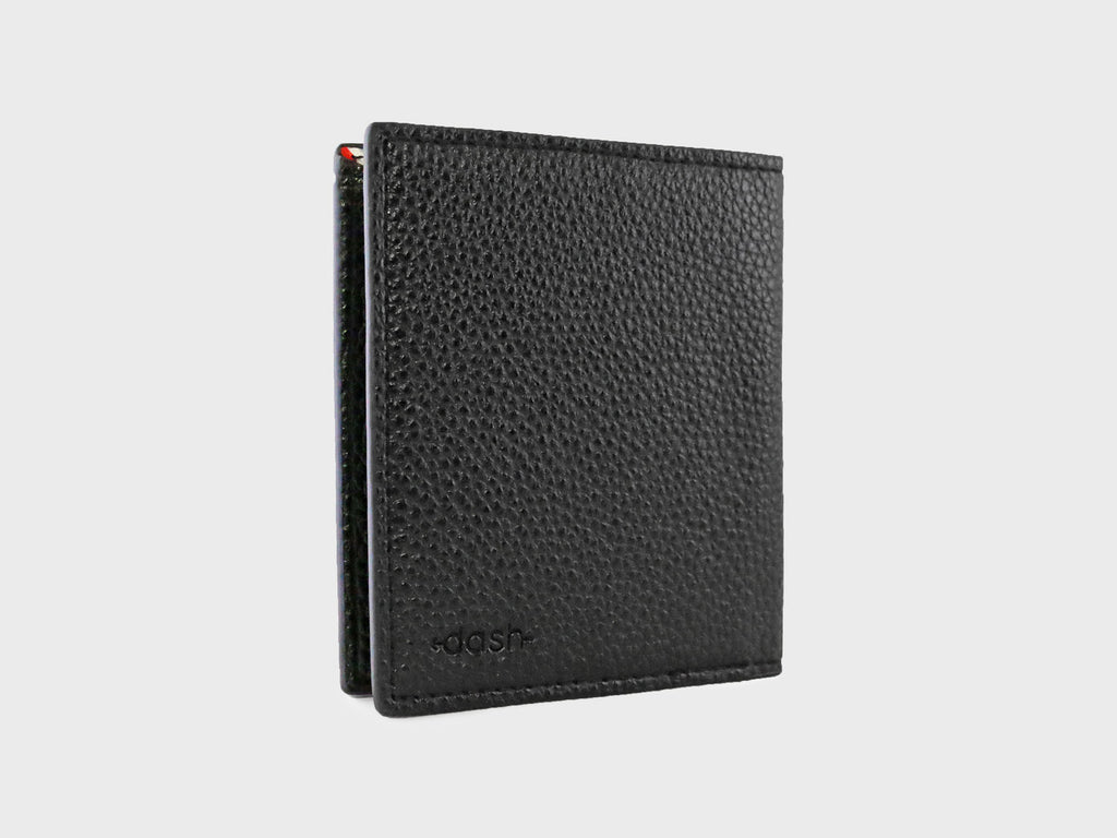 Beautiful Black Access Slim Bifold Wallets