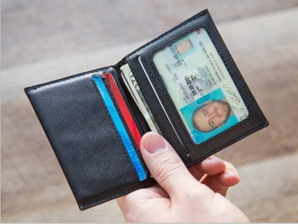 Ultra Slim ID Bifold Wallets 4