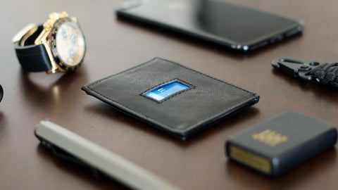 Stylish Men's Wallets with Fashion Accessories