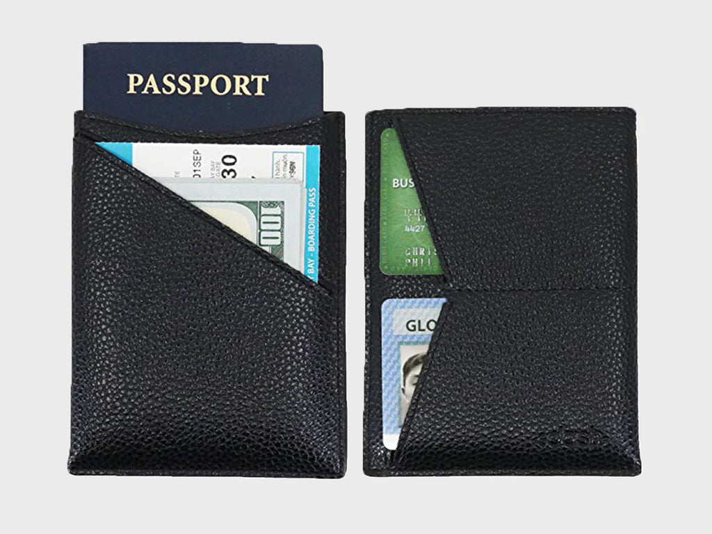 21dcaa8dc97c Travel Passport Wallet , Leather Wallet for Men, San Francisco ...