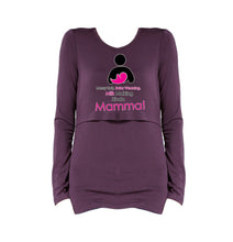 Milk Making Kinda Mamma Long Sleeve Breastfeeding T-Shirt