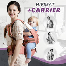 9 in 1 Hip Seat Ergonomic Baby Carrier