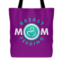 BREASTFEEDING MOM - TOTE BAG