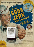 Rhode Island Coffee Syrup Soda Jerk