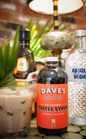 Dave's Coffee Wired Friar Cocktail