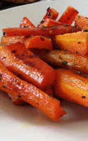 Dave's Coffee Caramelized Carrots