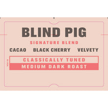 Load image into Gallery viewer, Blind Pig Coffee Subscription