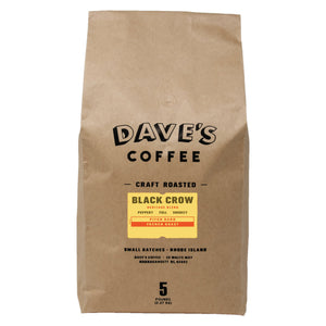Black Crow Coffee Subscription