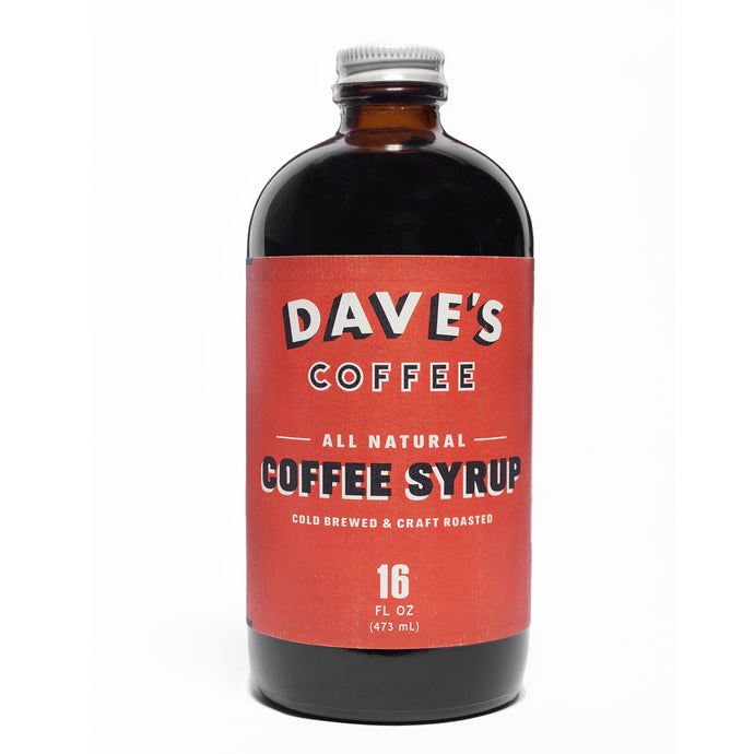Original Coffee Syrup (16oz)