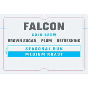 Falcon Cold Brew Coffee Subscription (Seasonal)