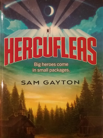 Hurcufleas by Sam Gayton  hardcover