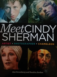 Meet Cindy Sherman by Jan Greenberg Sandra Jordan